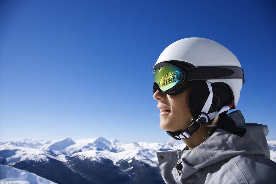 Gezichtsverzorging op wintersport: zowel tegen de zon als tegen de koude