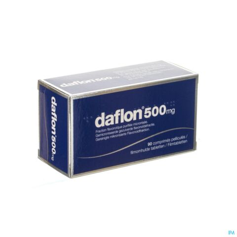 Daflon 500mg 90 Tabletten