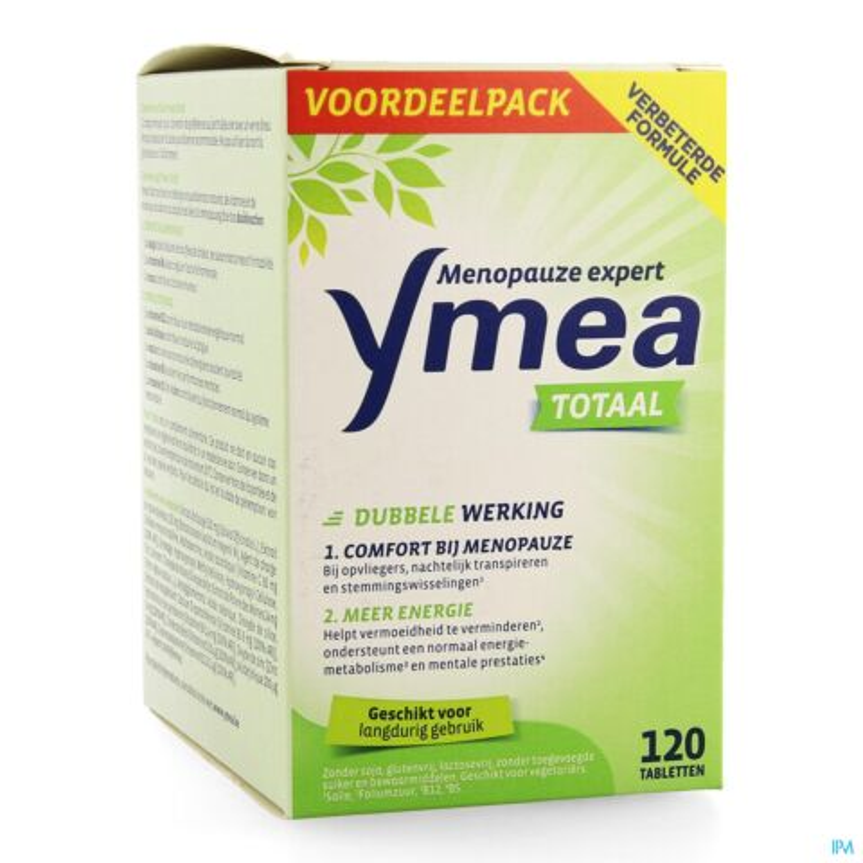 Ymea Totaal Duopack 120 Tabletten
