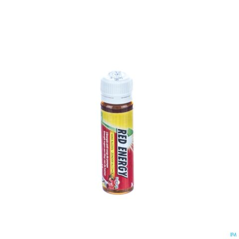 ORTIS RED ENERGY BIO Z/ALC 1X15ML