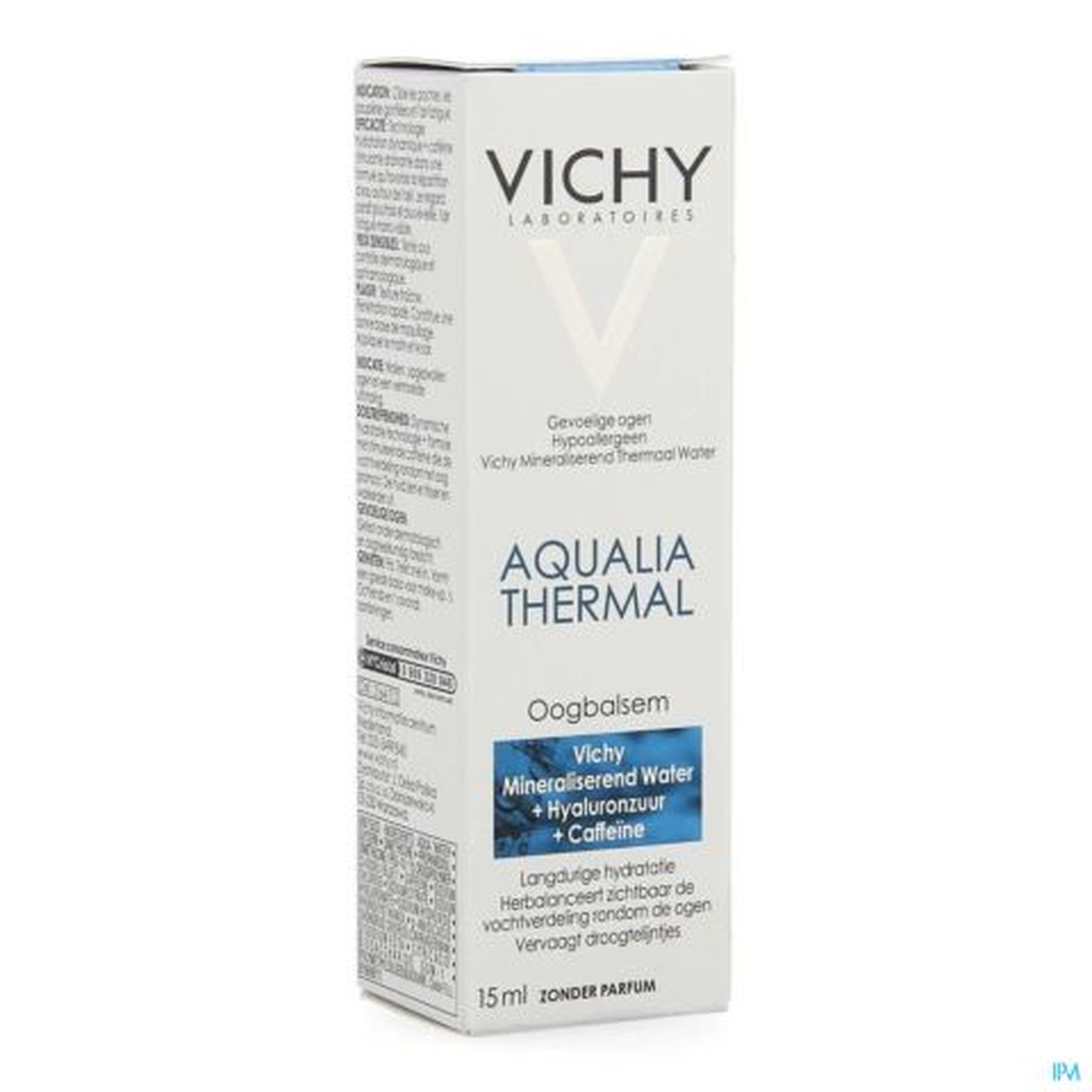 Vichy Aqualia Thermal Frisse Oogbalsem 15ml