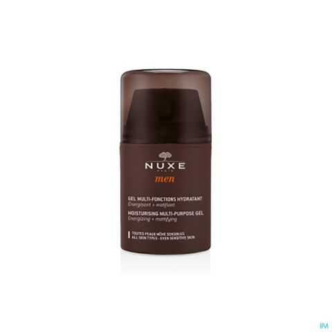 Nuxe Men Hydraterende Multifunctionele Gel 50ml