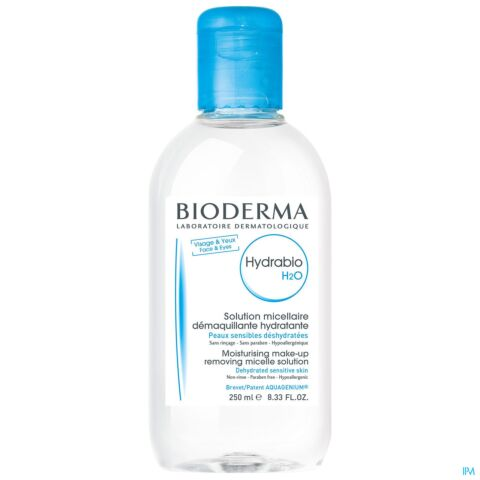 Bioderma Hydrabio H2O Micellaire Oplossing 250ml