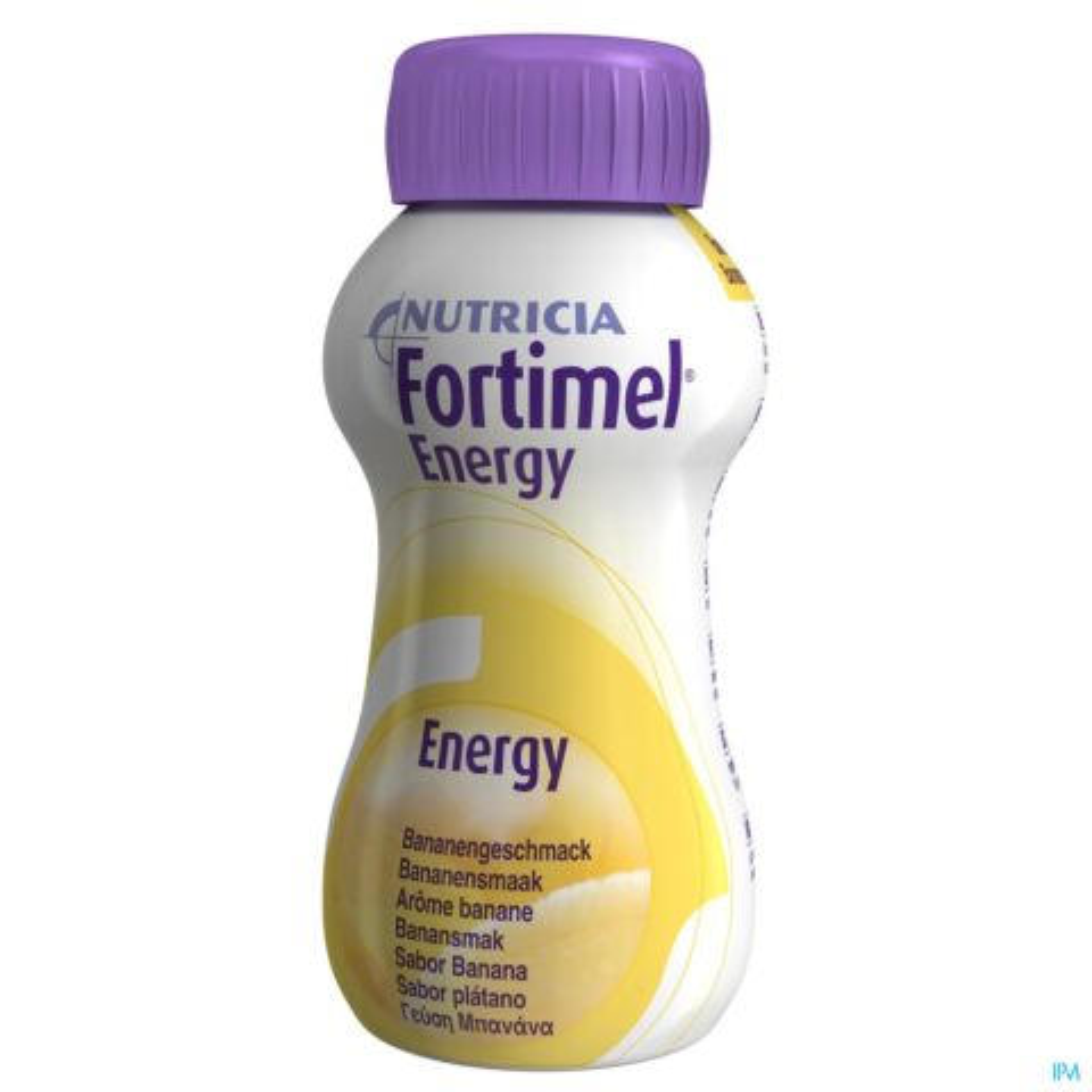 FORTIMEL ENERGY BANAAN 4X200ML VERV.2320471