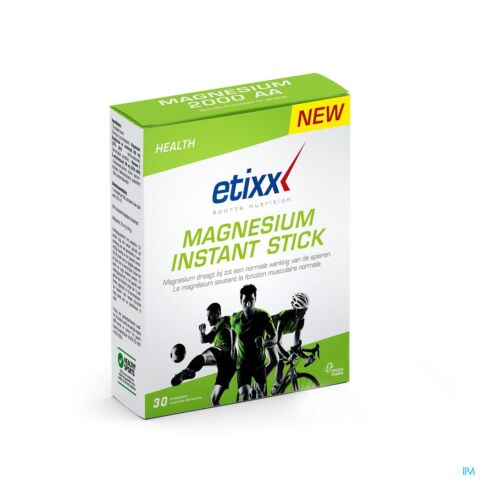 Etixx Magnesium Tropical 30 Sticks