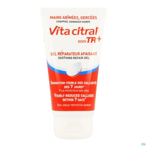 VITA CITRAL TR+ GEL HERSTEL. KALMEREND 75ML 40308