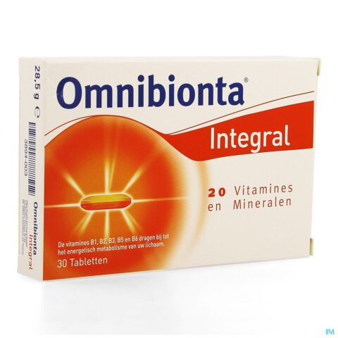OMNIBIONTA INTEGRAL COMP 30 NF