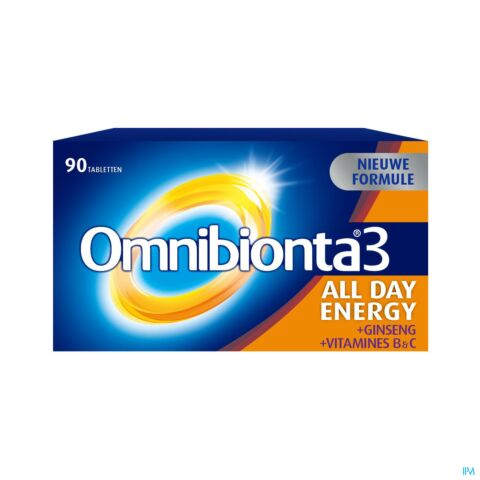 Omnibionta3 All Day Energy 90 Tabletten