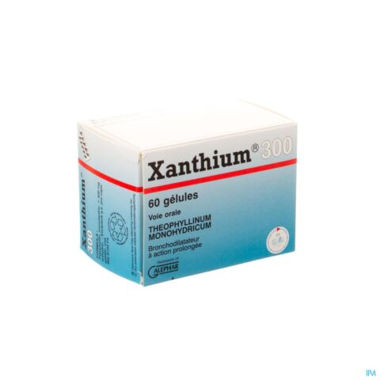 XANTHIUM 300 CAPS 60 X 300 MG