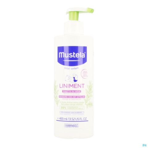 Mustela Liniment Baby Pompfles 750ml