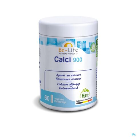 Be-Life Calci 900  60 Capsules