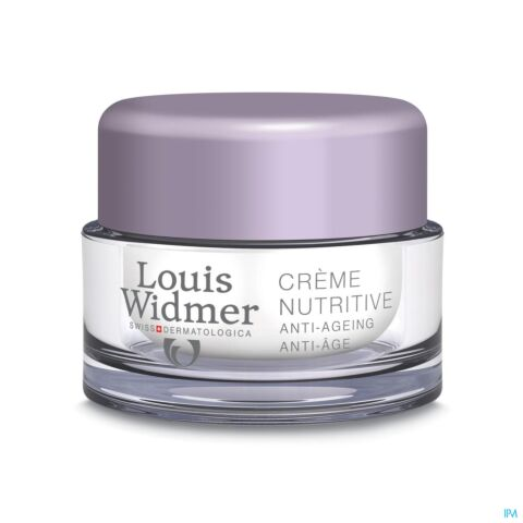 Louis Widmer Creme Nutritive Parfum 50ml