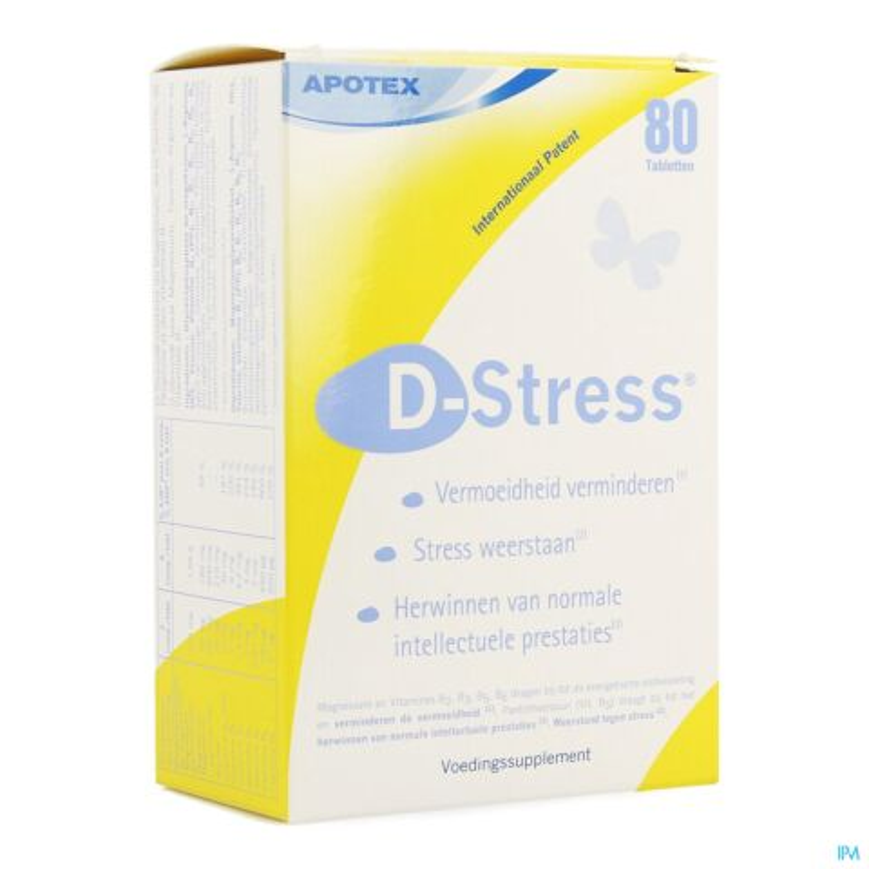 D-Stress 80 Tabletten