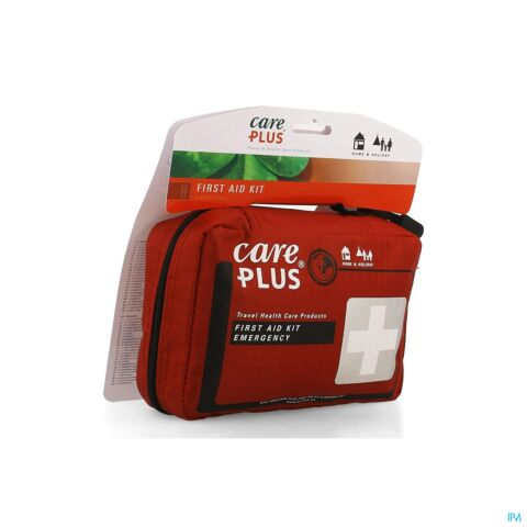 Care Plus First Aid Kit Emergency 1 Stuk