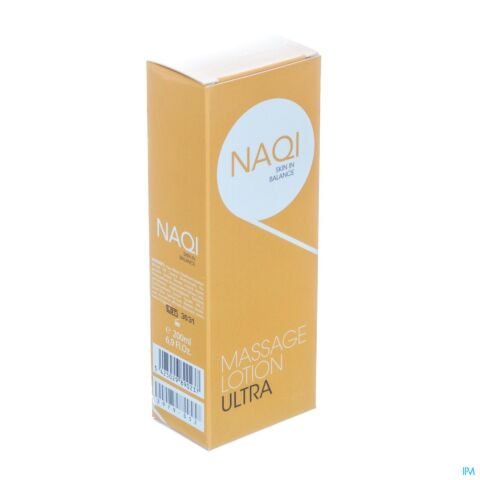 NAQI MASSAGE LOTION ULTRA NF 200ML