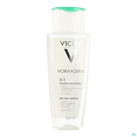 Vichy Normaderm Micellaire Reinigingslotion 3in1 200ml