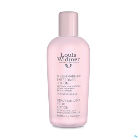 Louis Widmer Oogmake-Up Reiniging Lotion 100ml