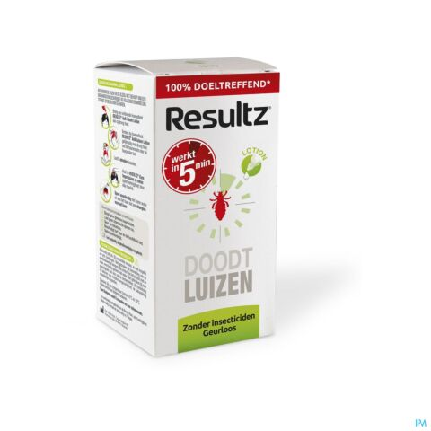 Resultz Anti-Luizen Oplossing 100ml