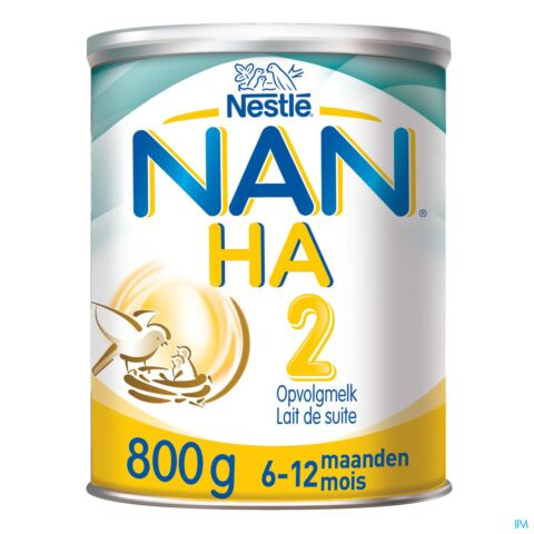 Nan Optipro HA2 Melkpoeder 800g