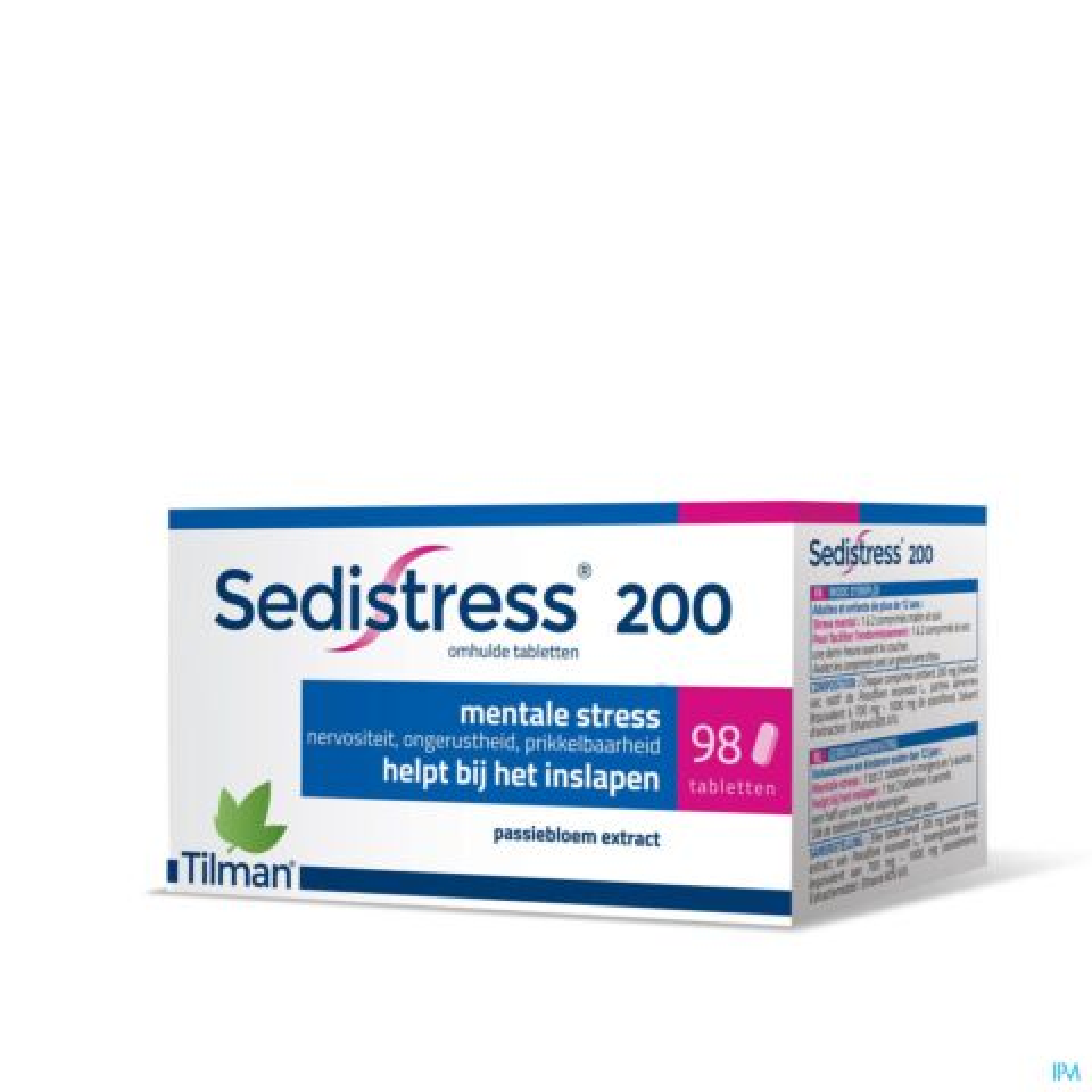 Sedistress 200 98 Tabletten