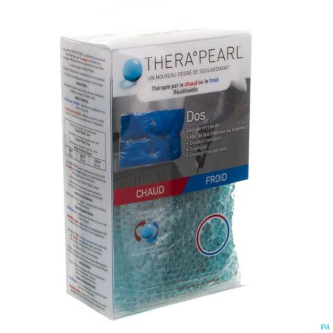 Therapearl Hot-cold Pack Rug 1 Stuk
