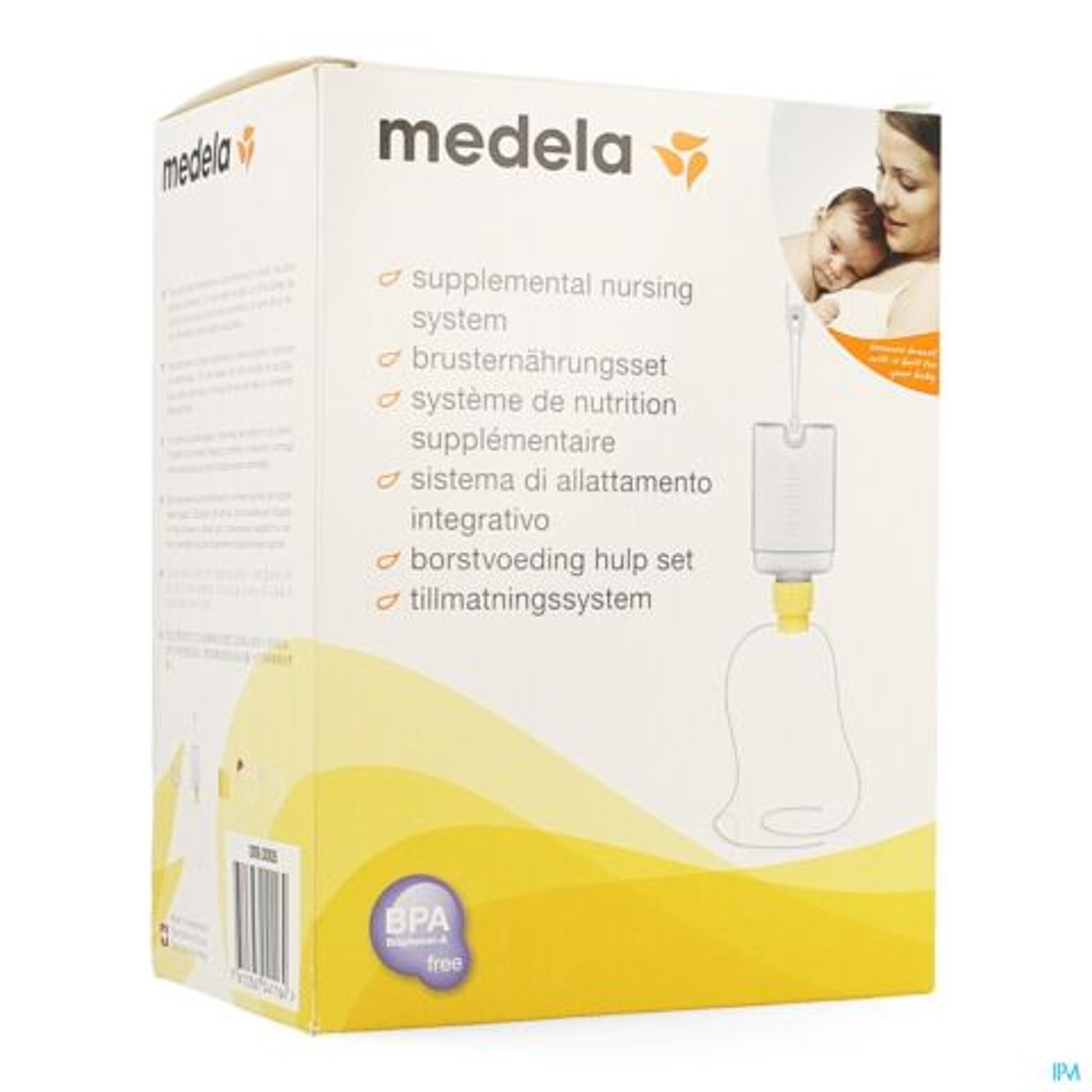 Medela Borstvoeding Hulp Set 1 Stuk