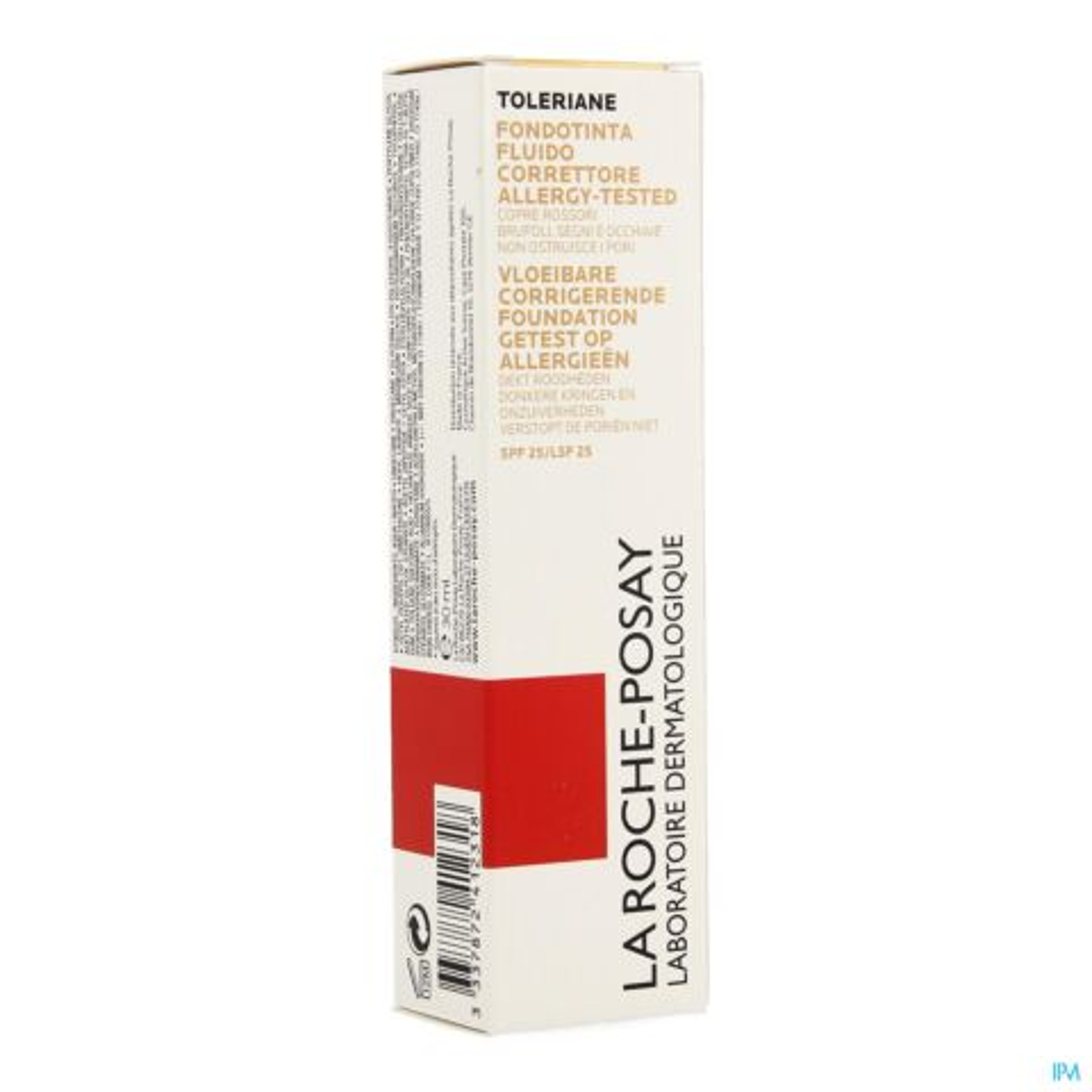 La Roche Posay Toleriane Teint Fluide Correcteur 13 Beige Sable 30ml