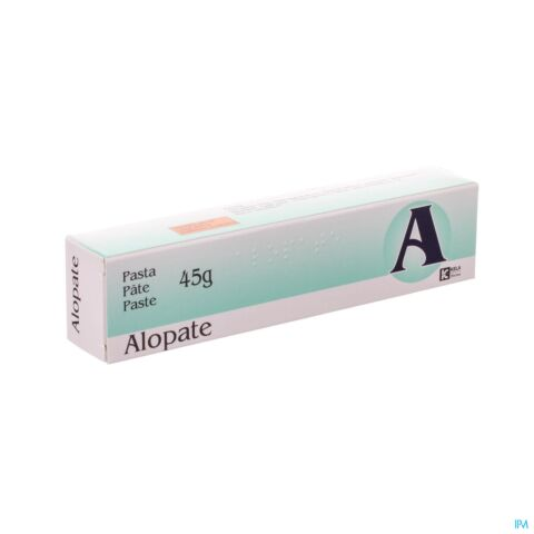 Alopate Waterpasta 45g