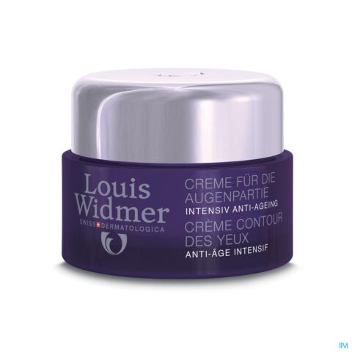 Louis Widmer Oogomtrekcreme Zonder Parfum 30ml