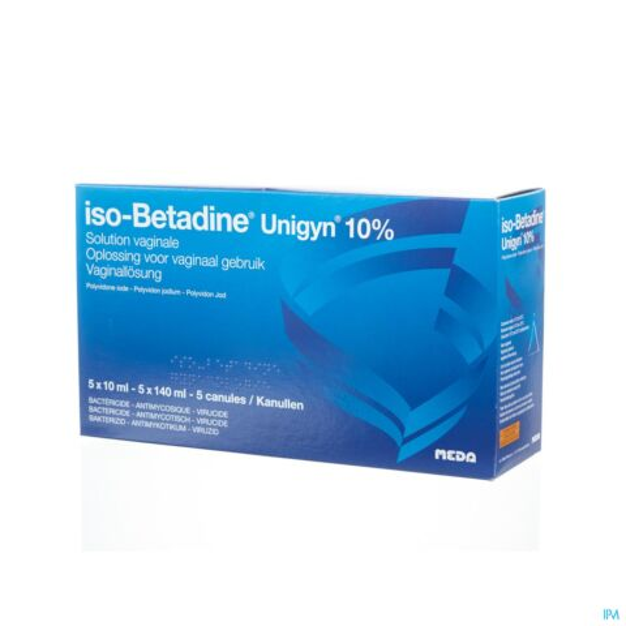 Iso-Betadine Unigyn 5x10ml