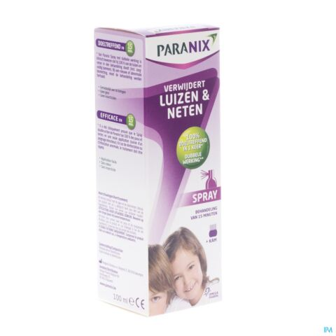 Paranix Spray + Kam 100ml
