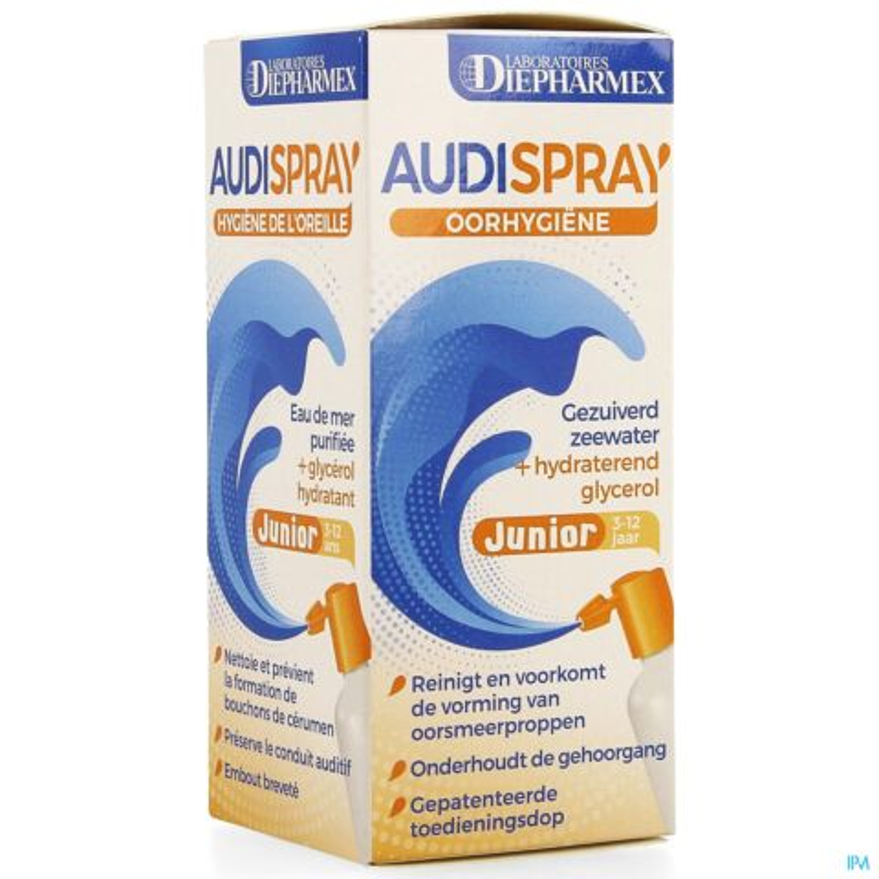 Audispray Junior Oorhygiëne 25ml