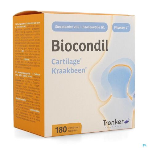 Biocondil 180 Tabletten