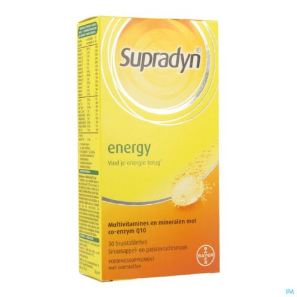 Supradyn Energy 30 Bruistabletten