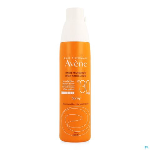 Avène Zon Spray SPF30 200ml