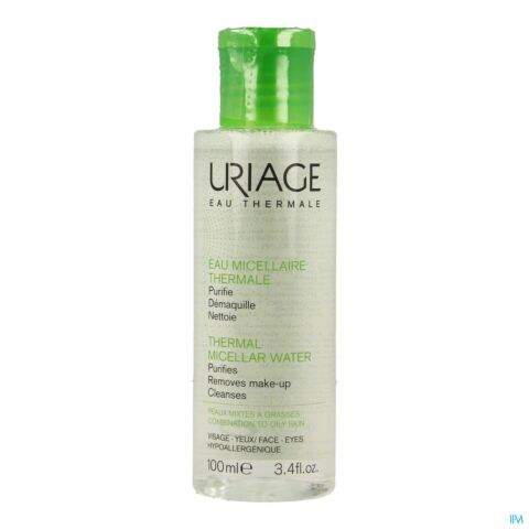 Uriage Thermaal Micellair Water Gemengde tot Vette Huid Flacon 100ml
