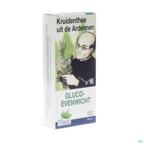 Ardense Thee Nr.16 Drank Diabeticus 70g