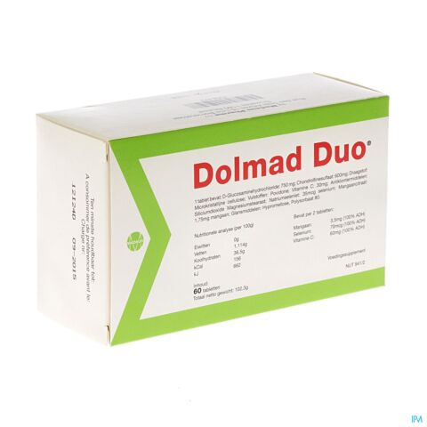 Dolmad Duo 60 Tabletten