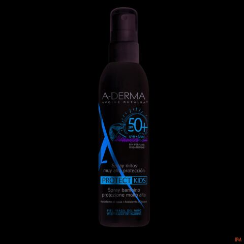 A-Derma Protect Spray Kind SPF50+ 200ml