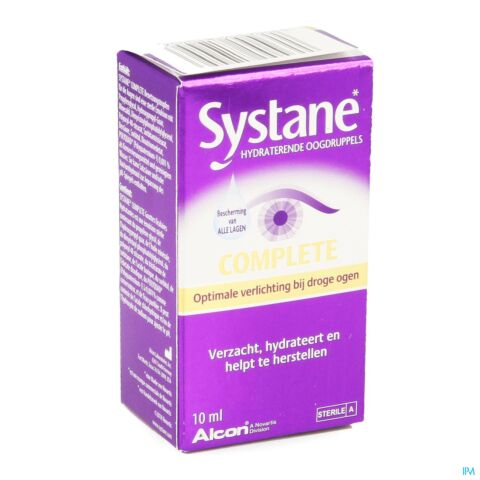 Systane Complete Hydraterende Oogdruppels 10ml