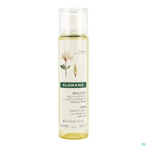 Klorane Glanswater Magnolia Spray 100ml