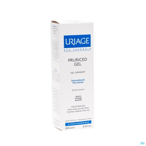 Uriage Pruriced Verzachtende Gel Tube 100ml