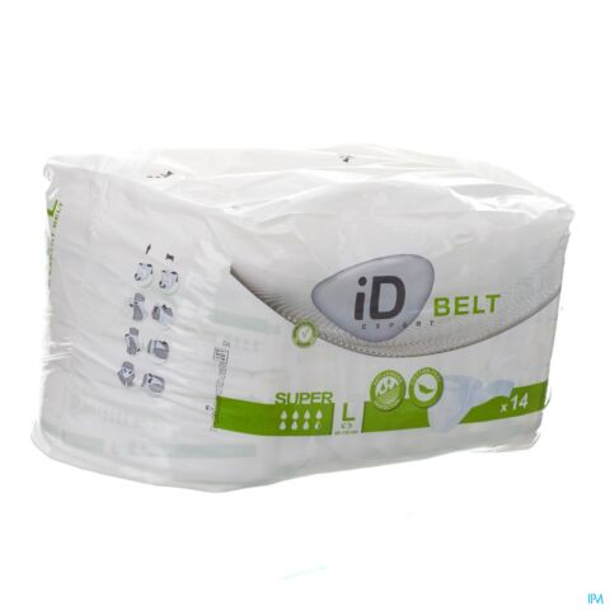 Id Expert Belt l Super 14