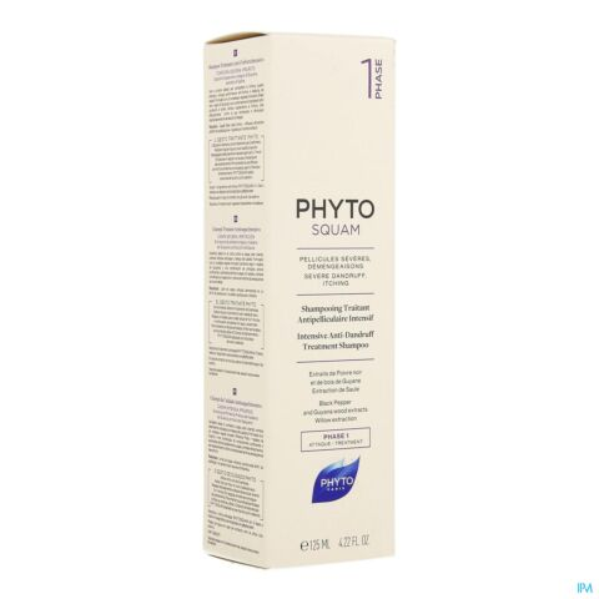Phytosquam Sh A/roos Intensief Tube 125ml