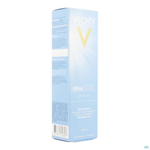 Vichy Zon After Sun Celherstellende Balsem 100ml