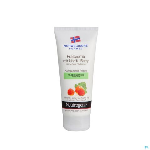 Neutrogena Nordic Berry Voetcrème 100ml