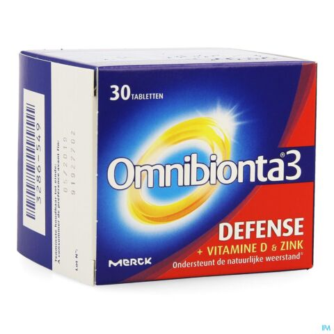 Omnibionta3 Defense 30 Tabletten