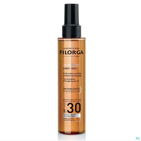 Filorga UV Bronze Zonneolie SPF30 150ml