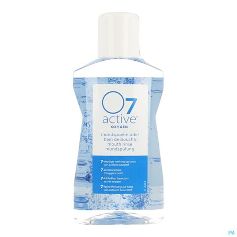 O7 Active Mondspoeling 500ml