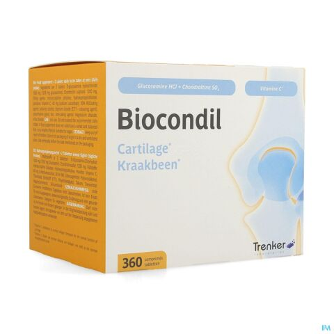 Biocondil 360 Tabletten